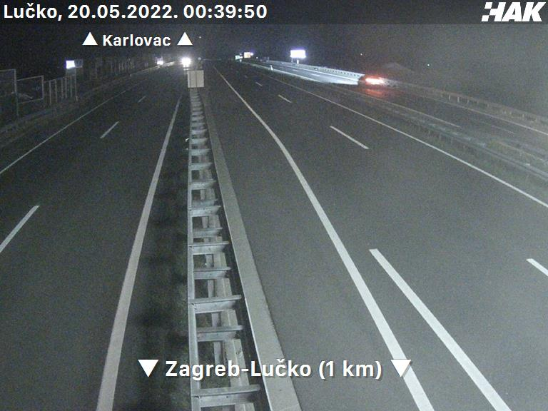 Hak Lučko Naplata 33 Croatia Andro Smart Cameras