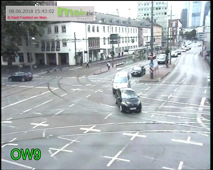 Kurt-Schumacher-Straße / Battonstraße - Germany