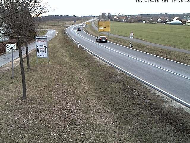 B303 Coburg - Schweinfurt - Schorkendorf (Westen) - Schorkendorf (Westen) - 3 - Germany