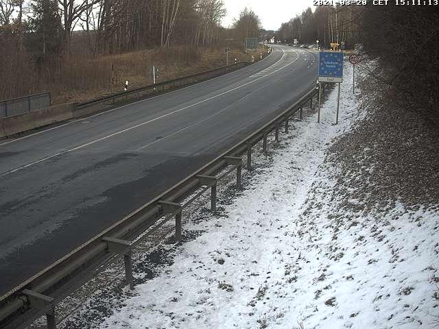 B303 Marktredwitz - Tschechien - Osten (Grenze) - Osten (Grenze) - 6 - Germany