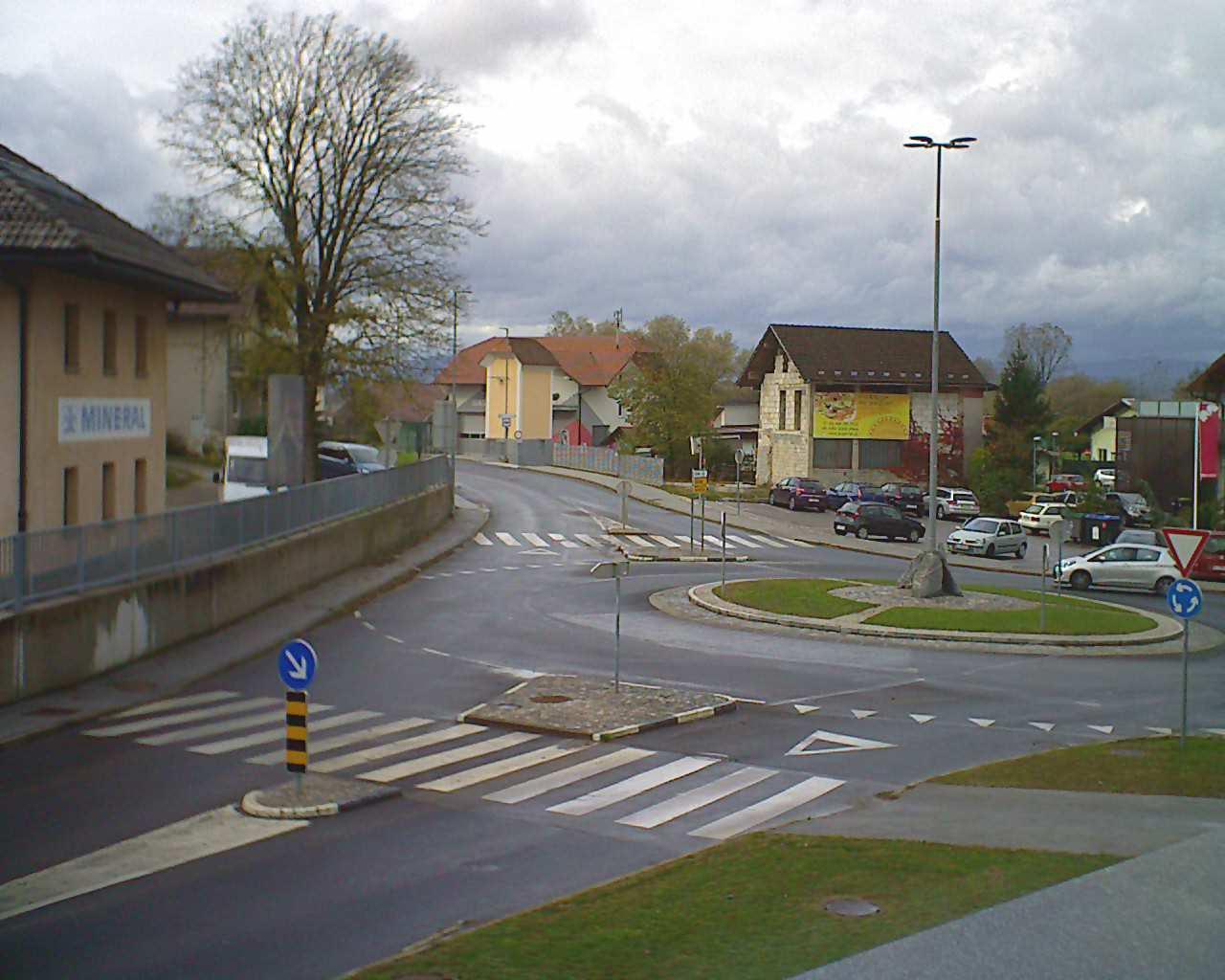 Križišče pri Mercatorju - Slovenia