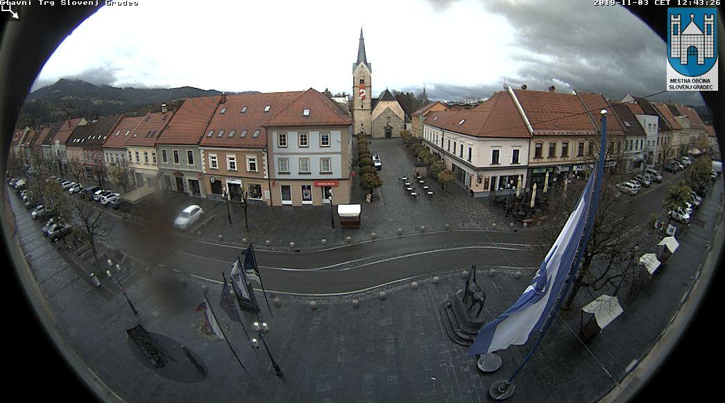 Slovenj Gradec - Slovenia