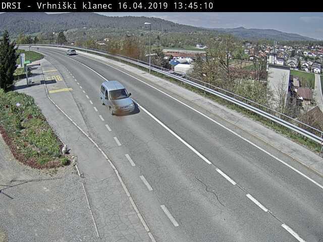 R1-409, Vrhnika - Logatec, Vrhnika - Slovenia