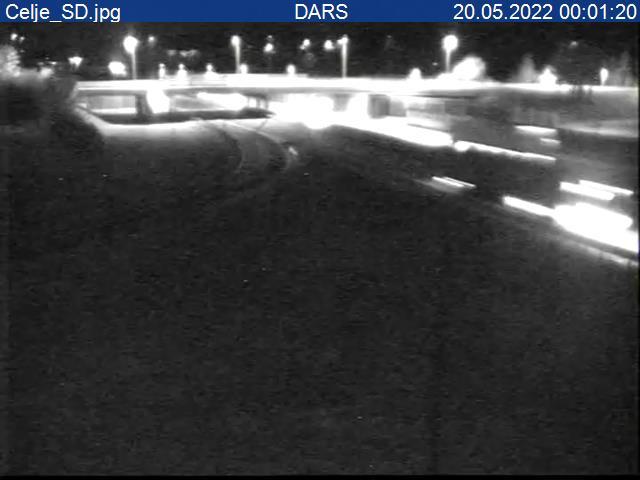 A1/E57, Maribor - Ljubljana, priključek Celje - center - Slovenia
