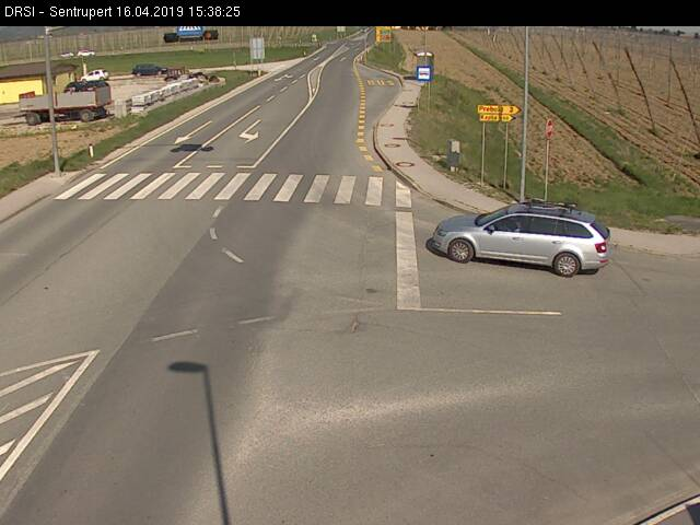 R2/447, Šentrupert - Ločica, Šentrupert - Slovenia