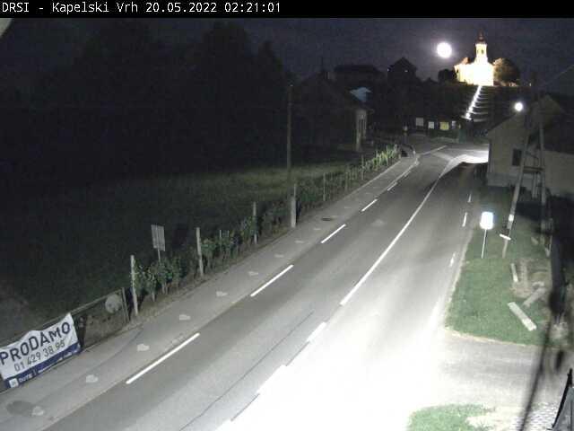 RT-941, Grabonoš - Radenci, Kapelski Vrh - Slovenia