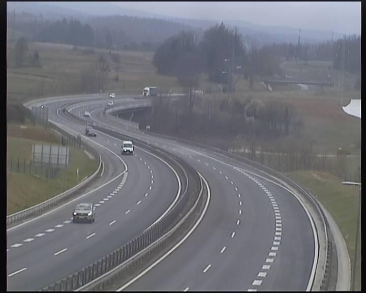 A2/E70, Ljubljana - Obrežje, počivališče Starine - Slovenia