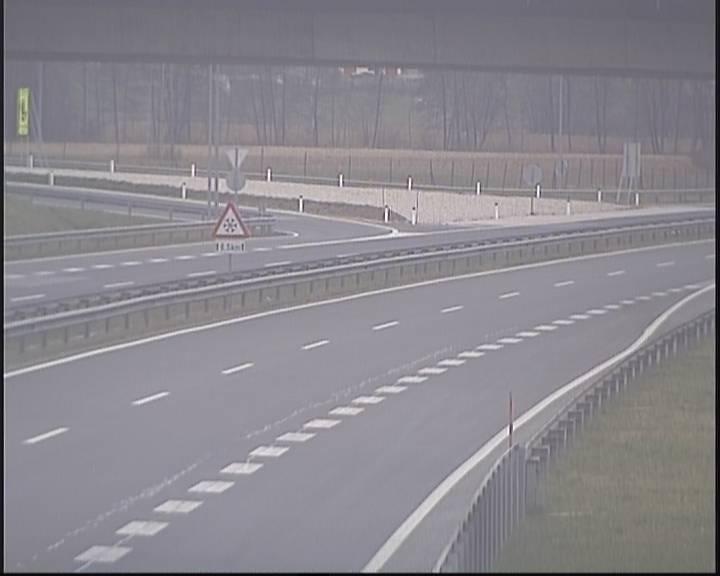 A2/E70, Ljubljana - Obrežje, priključek Dobruška vas - Slovenia