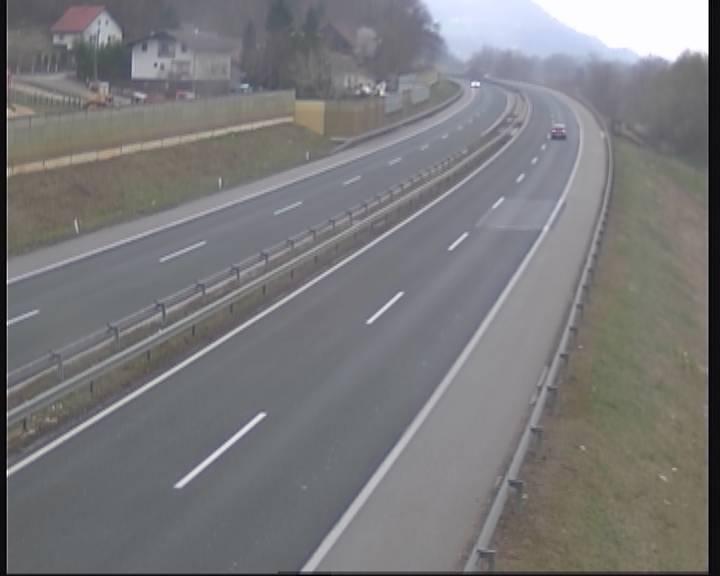 A2/E70, Ljubljana - Obrežje, Mokrice - Slovenia