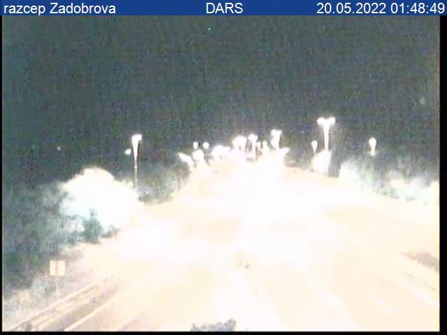 A1/E57, Ljubljana - vzhodna obvoznica, razcep Zadobrova - Slovenia