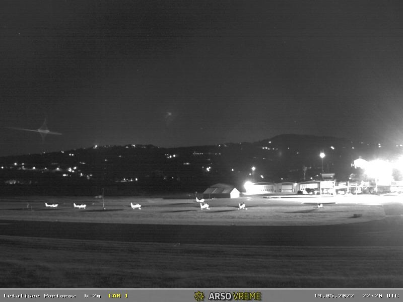 Meteo - Letališče Portorož - NE - Slovenia