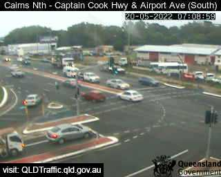 Cairns North - Captain Cook Hwy & Airport Ave - South - SouthEast - Cairns North - Far North - Australia