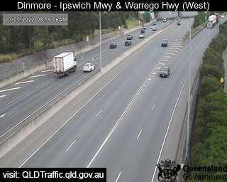 Dinmore - Ipswich Mwy & Warrego Hwy - West - West - Dinmore - Metropolitan - Australia