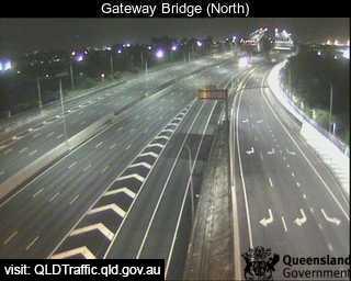 Gateway Bridge - North - NorthWest - Nudgee - Metropolitan - Australia