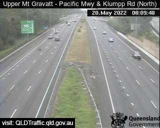 Upper Mount Gravatt - Pacific Mwy & Klumpp Rd - North - NorthWest - Upper Mount Gravatt - Metropolitan - Australia