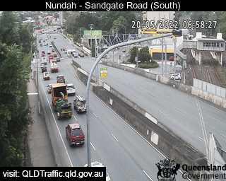 Nundah - Sandgate Rd - South - SouthWest - Nundah - Metropolitan - Australia