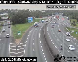 Rochedale - Gateway Mwy & Miles Platting Rd - South - South - Rochedale - Metropolitan - Australia