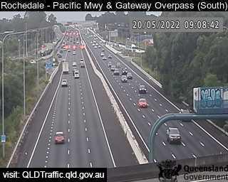 Rochedale - Pacific Mwy & Gateway Mwy Overpass - South - SouthEast - Rochedale - Metropolitan - Australia