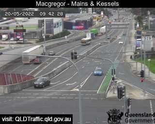 Macgregor - Mains Rd & Kessels Rd - East - East - Macgregor - Metropolitan - Australia