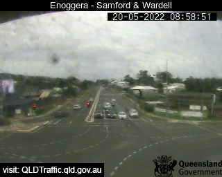 Enoggera - Samford Rd & Wardell St - West - West - Enoggera - Metropolitan - Australia