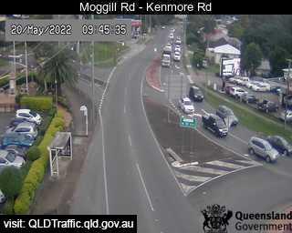 Kenmore - Moggill Rd & Kenmore Rd - East - East - Kenmore - Metropolitan - Australia