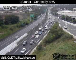 Darra - Centenary Mwy at Sumner Rd Off-Ramp - South - South - Darra - Metropolitan - Australia