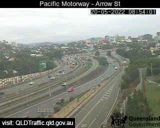 Woolloongabba - Pacific Mwy & Arrow St - NorthWest - NorthWest - Woolloongabba - Metropolitan - Australia