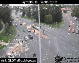 Chermside - Gympie Rd & Webster Rd - SouthEast - SouthEast - Chermside - Metropolitan - Australia