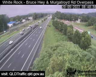 White Rock - Bruce Hwy & Murgatroyd Rd Interchange - South - South - White Rock - Far North - Australia