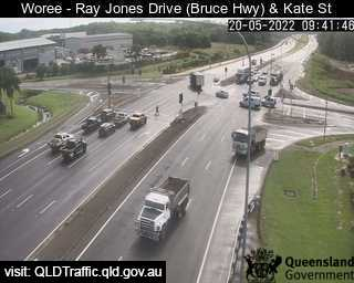 Woree - Bruce Hwy & Kate St - East - East - Woree - Far North - Australia