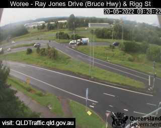 Woree - Bruce Hwy & Rigg St - East - East - Woree - Far North - Australia