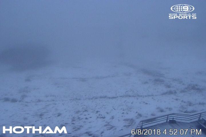 Hotham Heights (2) - Hotham Snow Cam - Australia