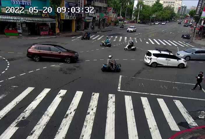大昌路/建工路 Dachang Rd./Jiiangong Rd. - Taiwan