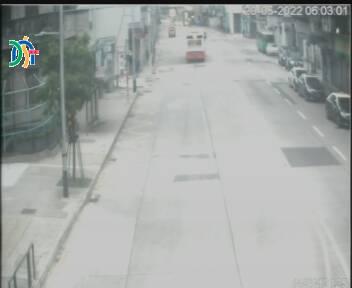 Rua das Lorchas, near Ponte 11 (leading to Rua do Visconde Paço de Arcos) - Macau
