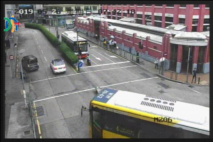 Intersection between Avenida do Almirante Lacerda and Avenida de Horta e Costa - Macau