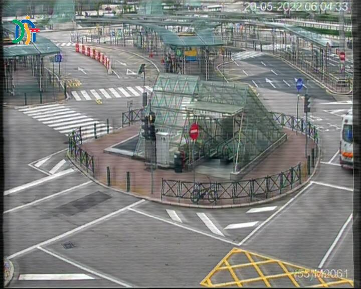 Praça Ferreira Amaral - Macau