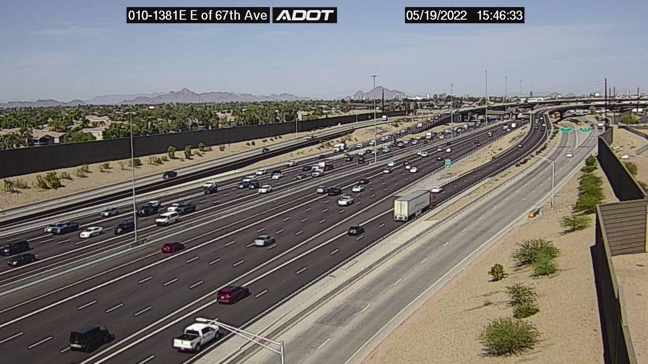 E of 67th Ave EB (I10) (004) - Phoenix and Arizona