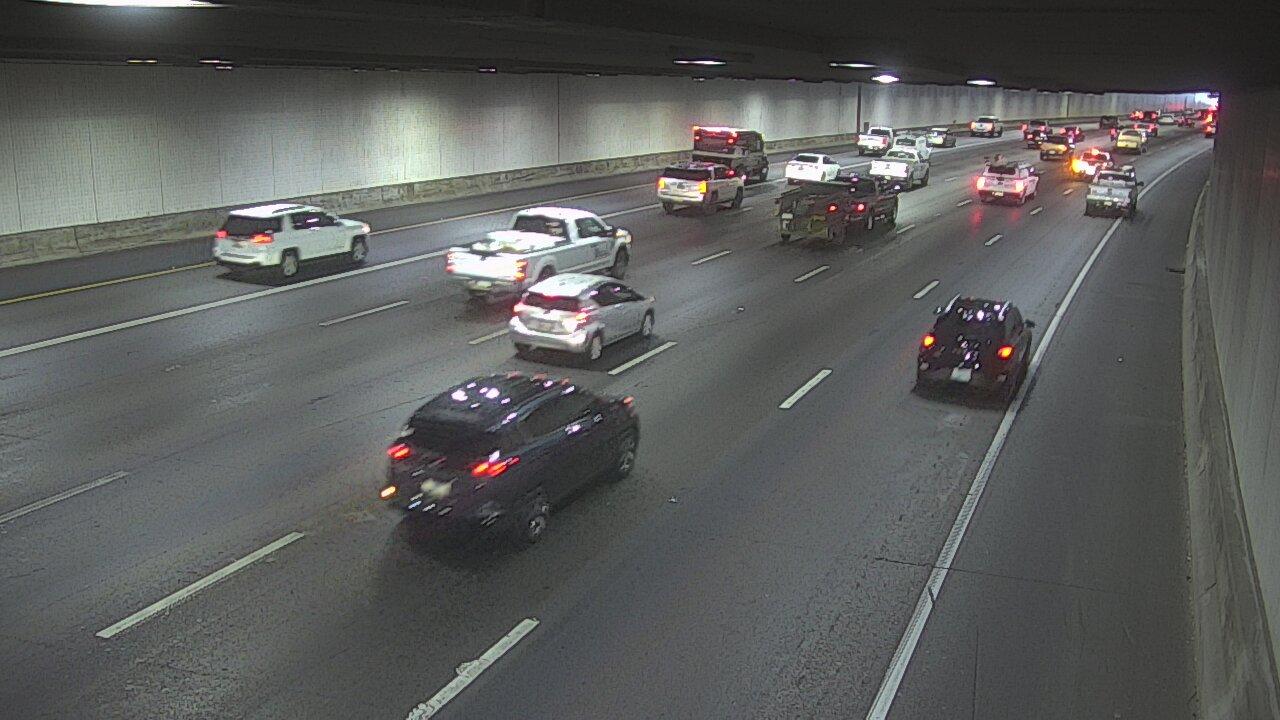 Tunnel WB (I10) (014) - Phoenix and Arizona