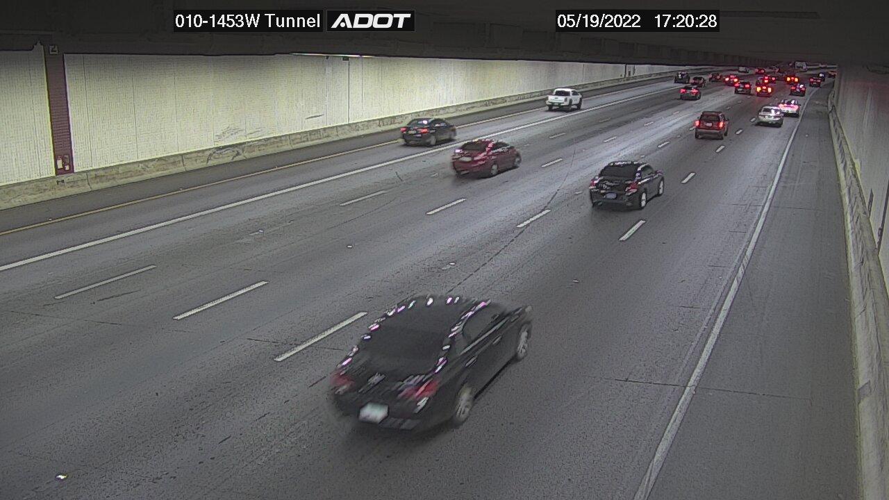 Tunnel WB (I10) (015) - Phoenix and Arizona