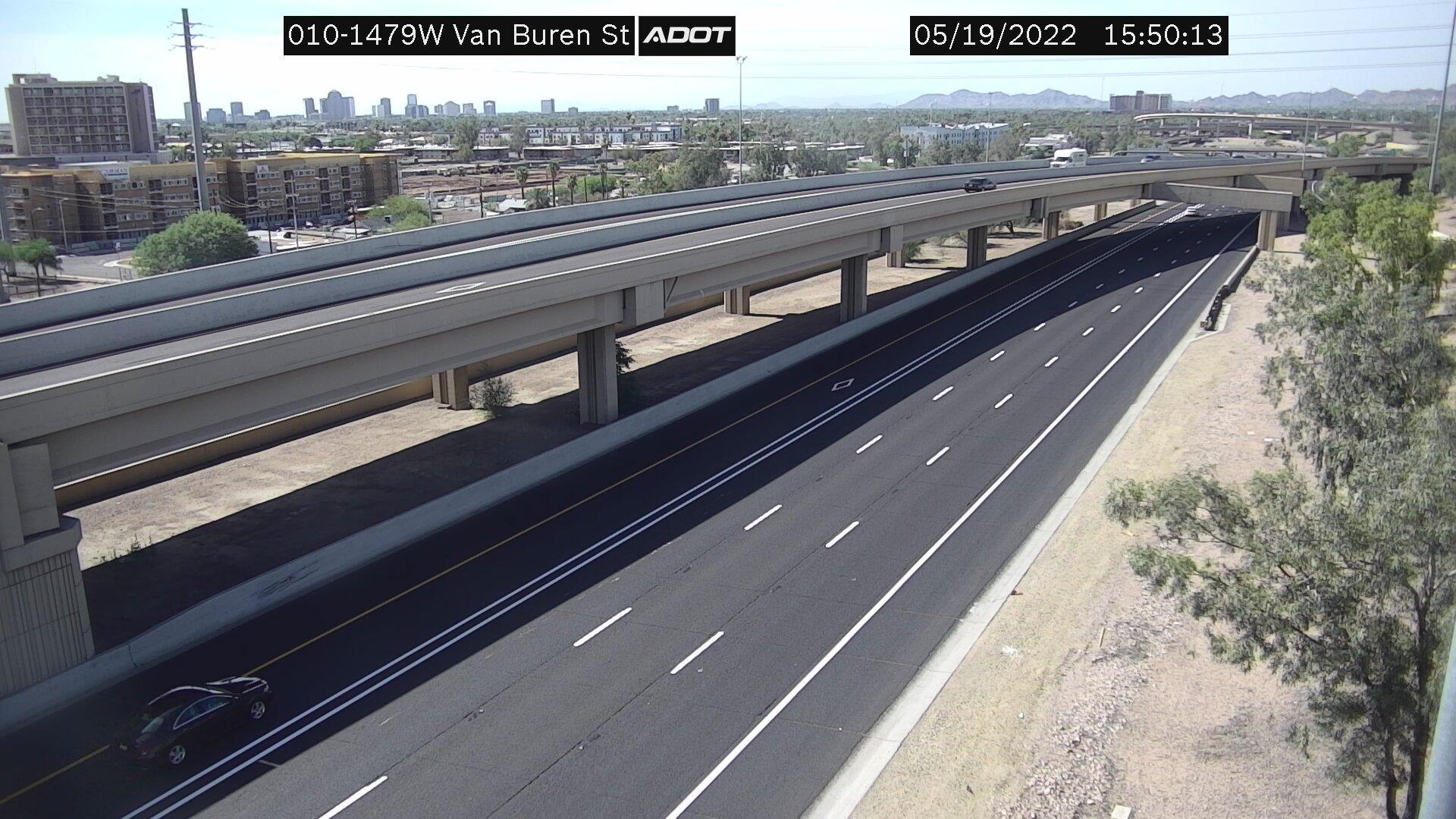 Van Buren WB (I10) (024) - Phoenix and Arizona