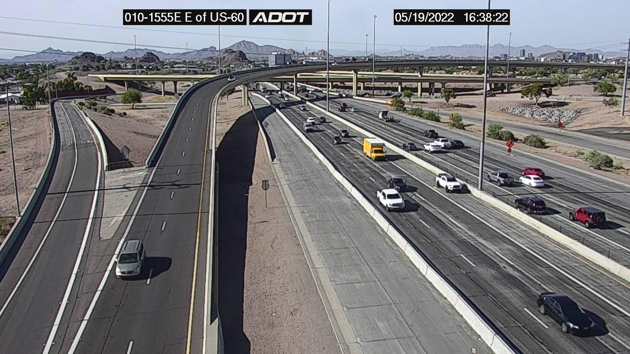E of US-60 EB (I10) (032) - Phoenix and Arizona