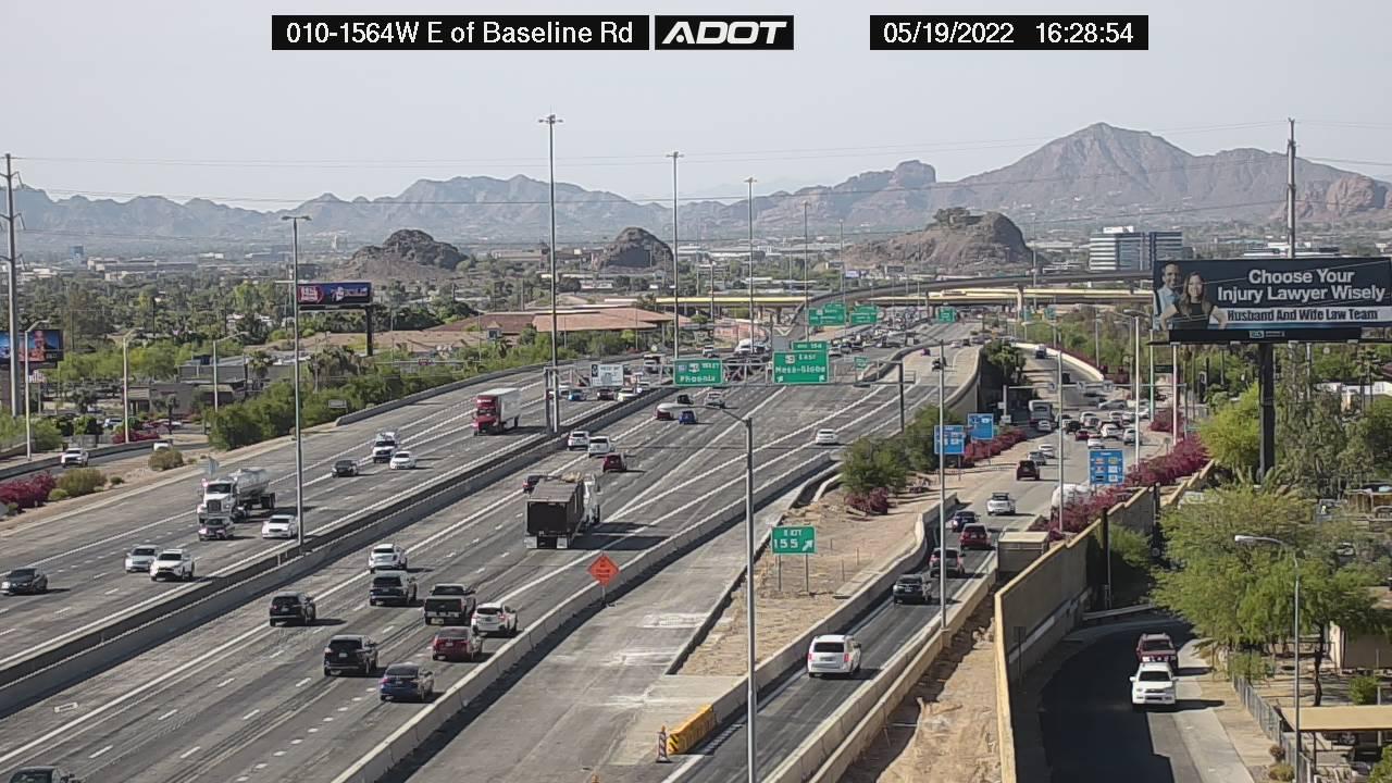 E of Baseline WB (I10) (033) - Phoenix and Arizona