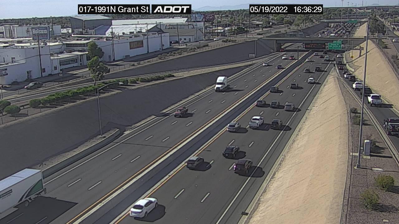Grant NB (I17) (052) - Phoenix and Arizona