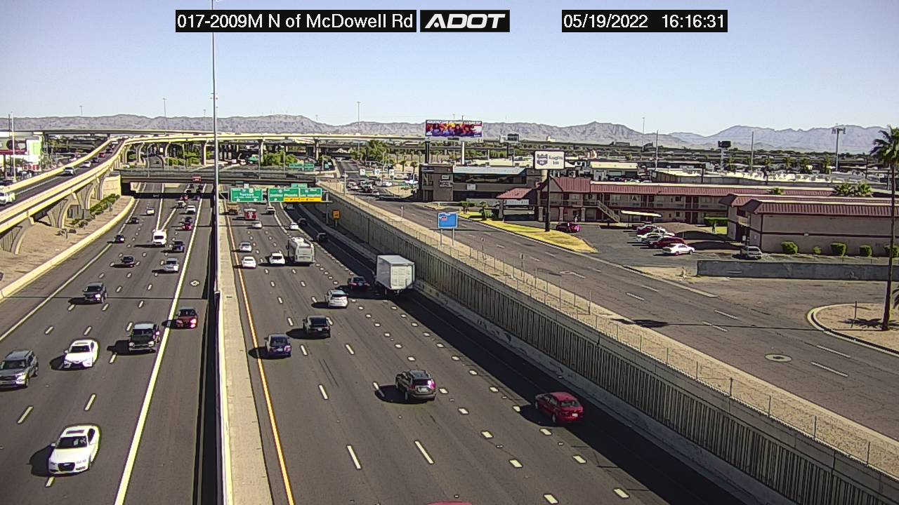 N of McDowell M (I17) (055) - Phoenix and Arizona