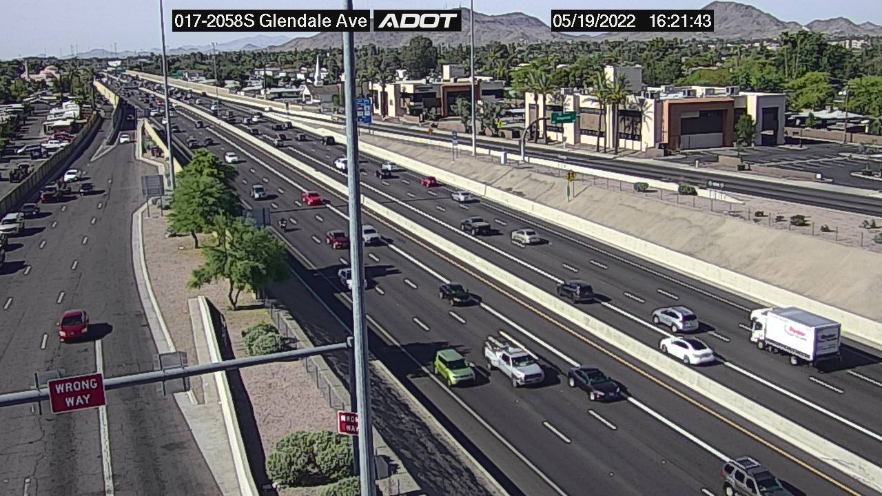 Glendale SB (I17) (061) - Phoenix and Arizona
