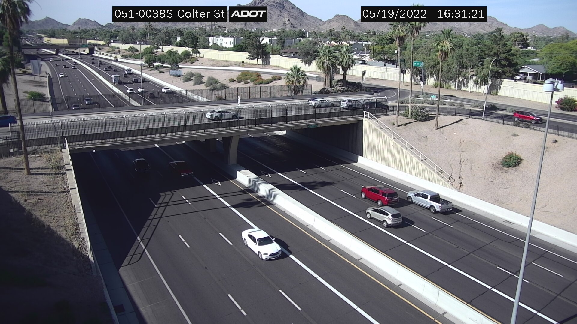 Colter St SB (SR51) (078) - Phoenix and Arizona