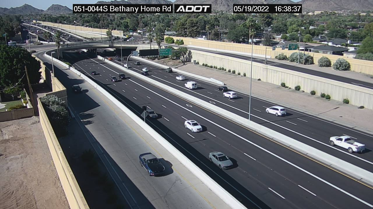 Bethany Home SB (SR51) (079) - Phoenix and Arizona