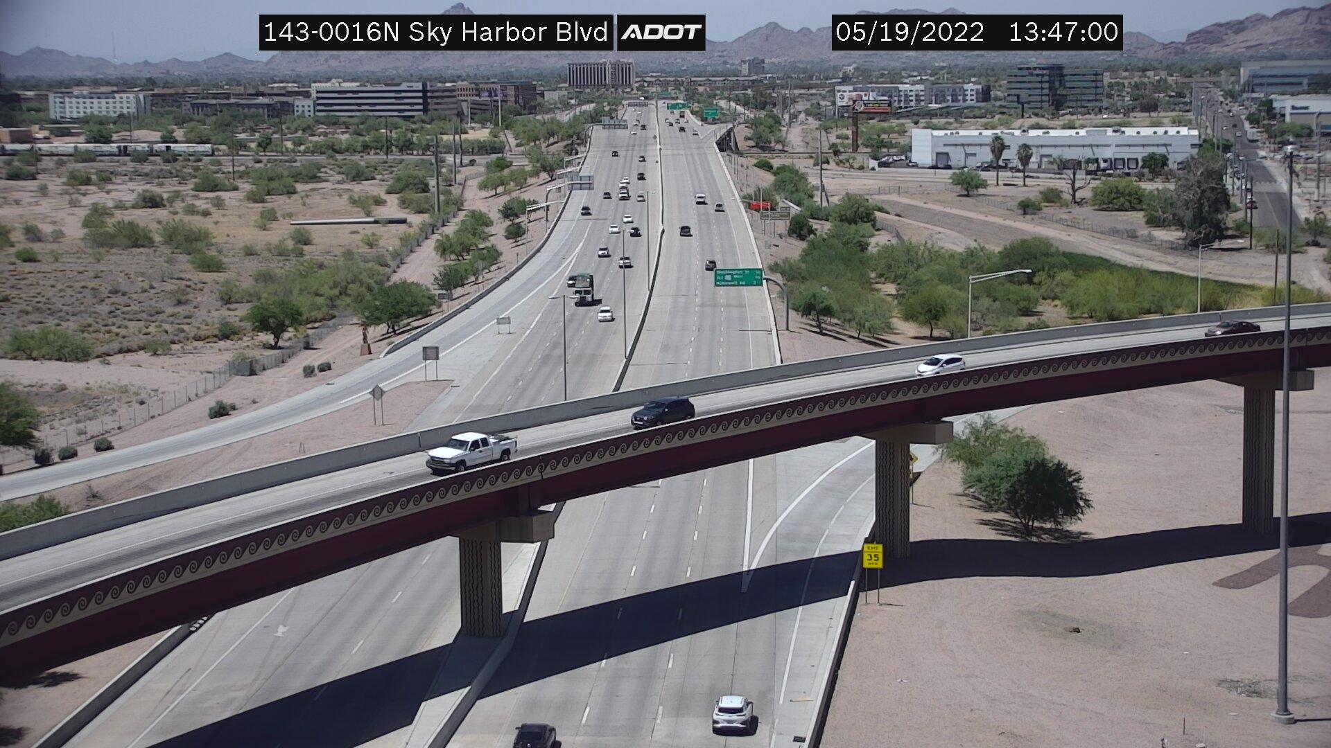 Washington SB (SR143) (095) - Phoenix and Arizona