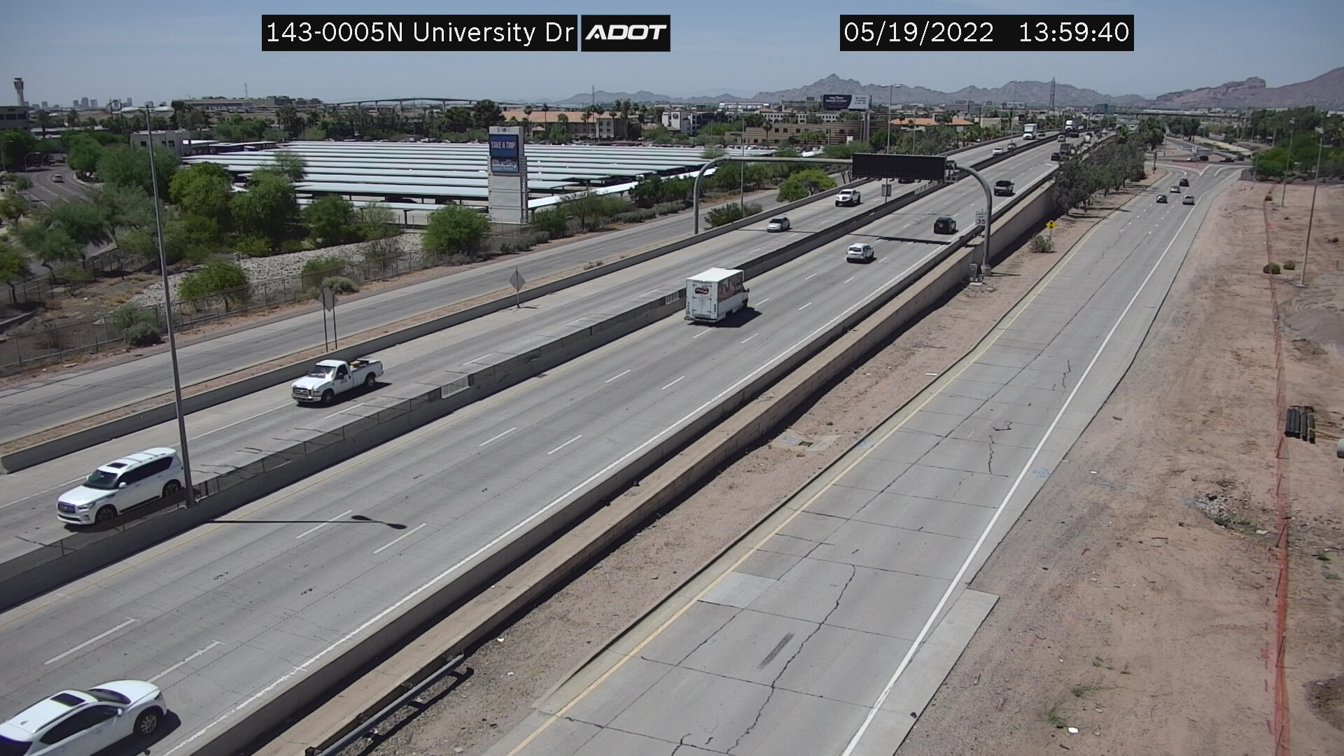 University NB (SR143) (097) - Phoenix and Arizona