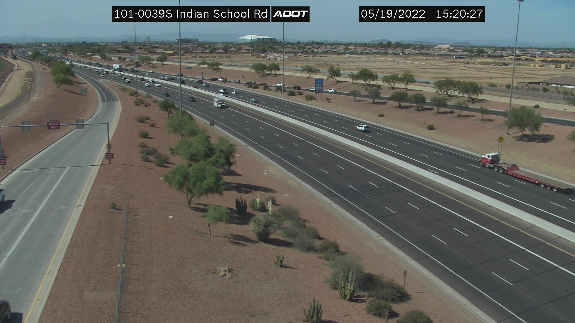 Indian School SB (L101) (101) - Phoenix and Arizona